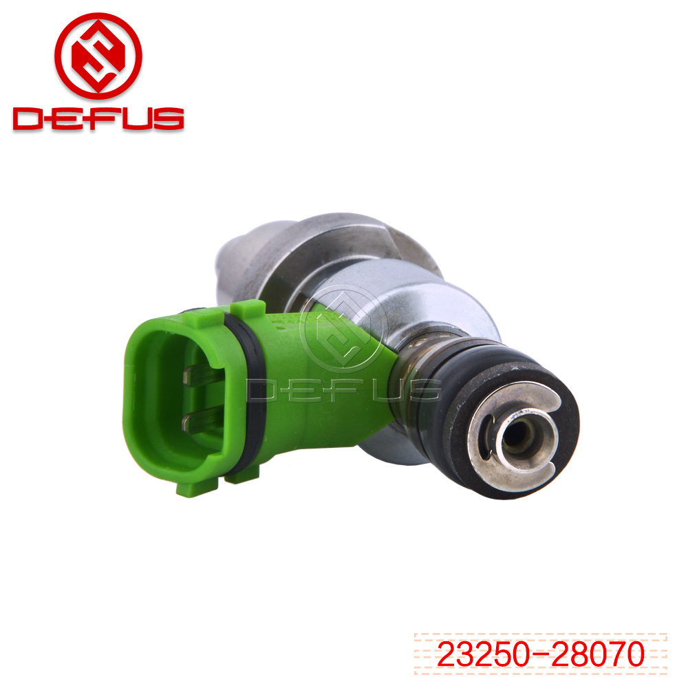 DEFUS-Toyota Injectors Fuel Injector 23250-28070 For Toyota Rav4-1