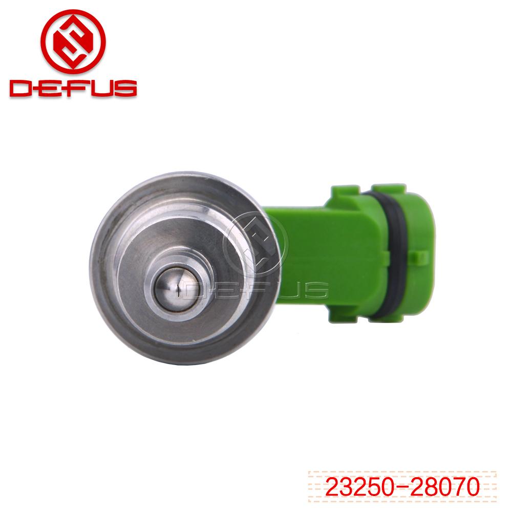 DEFUS-Toyota Injectors Fuel Injector 23250-28070 For Toyota Rav4-2