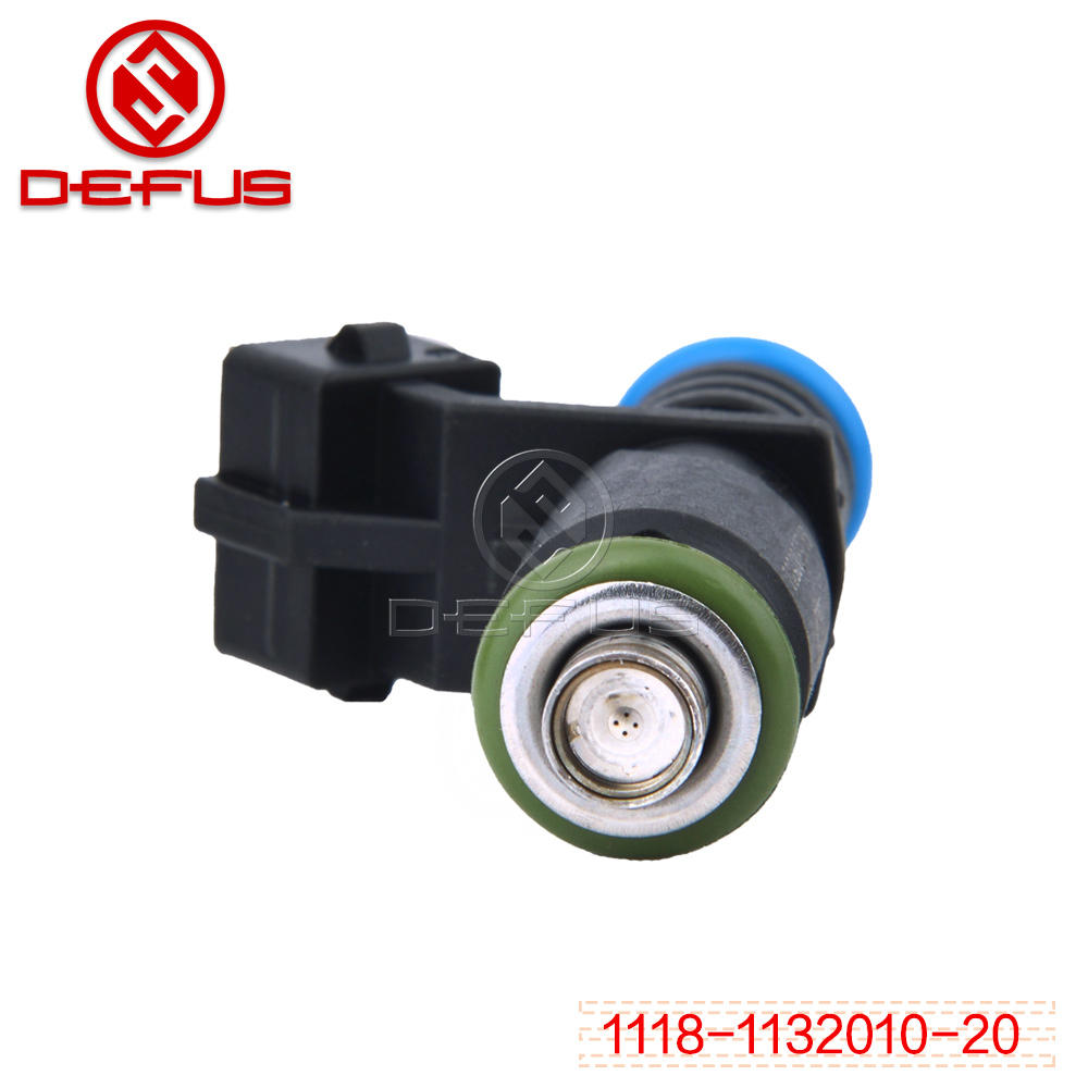 Fuel Injector 1118-1132010-20 High impedance Car Accessories Flow