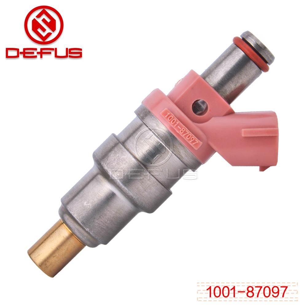 DEFUS-Professional Corolla Fuel Injector 2000 Toyota Corolla Fuel Injectors