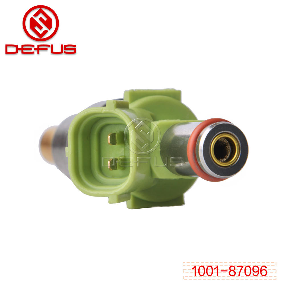 low Moq nissan fuel injector 16600jf00a factory for Nissan