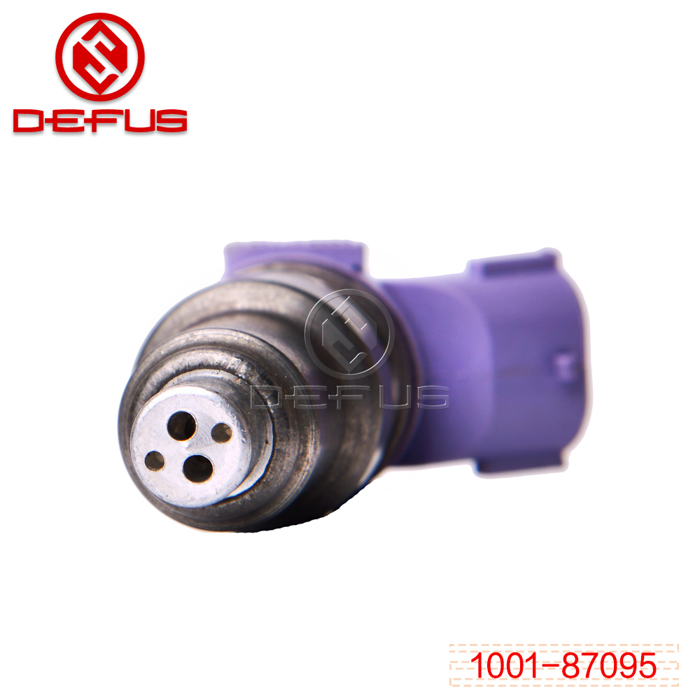 DEFUS-High-quality Toyota Fuel Injectors | Fuel Injector 1001-87095 For-2
