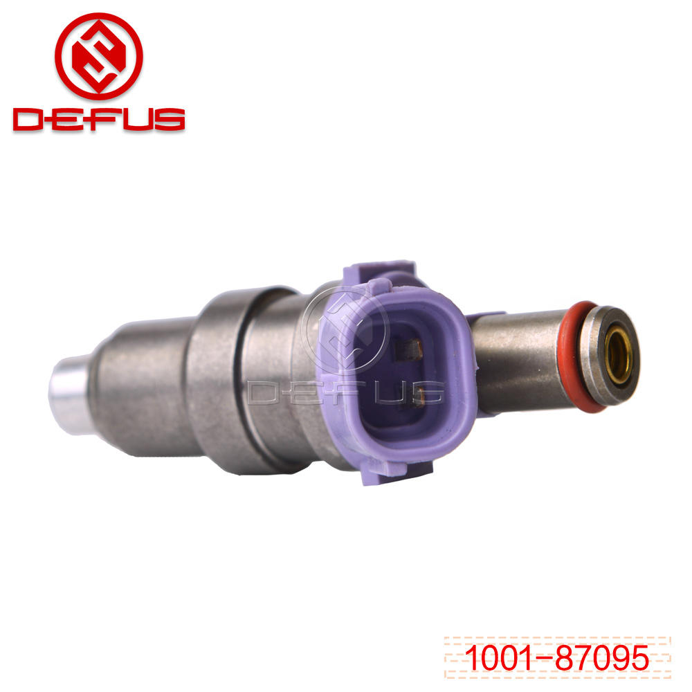 0104 corolla fuel injector producer for Toyota DEFUS