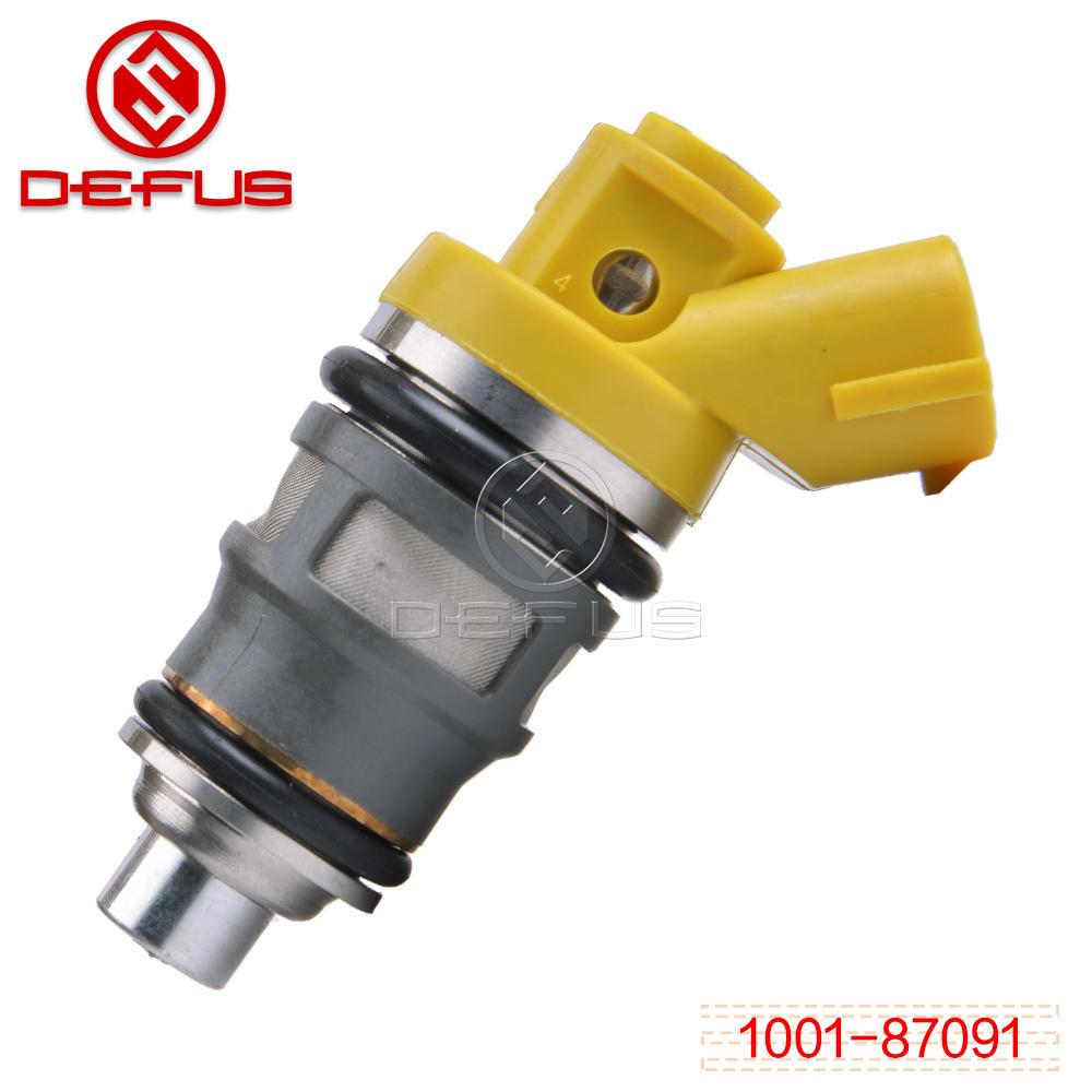 650CC Fuel Injector 1001-87091 For TOYOTA SUPRA JZA70 1JZGTE 1JZ