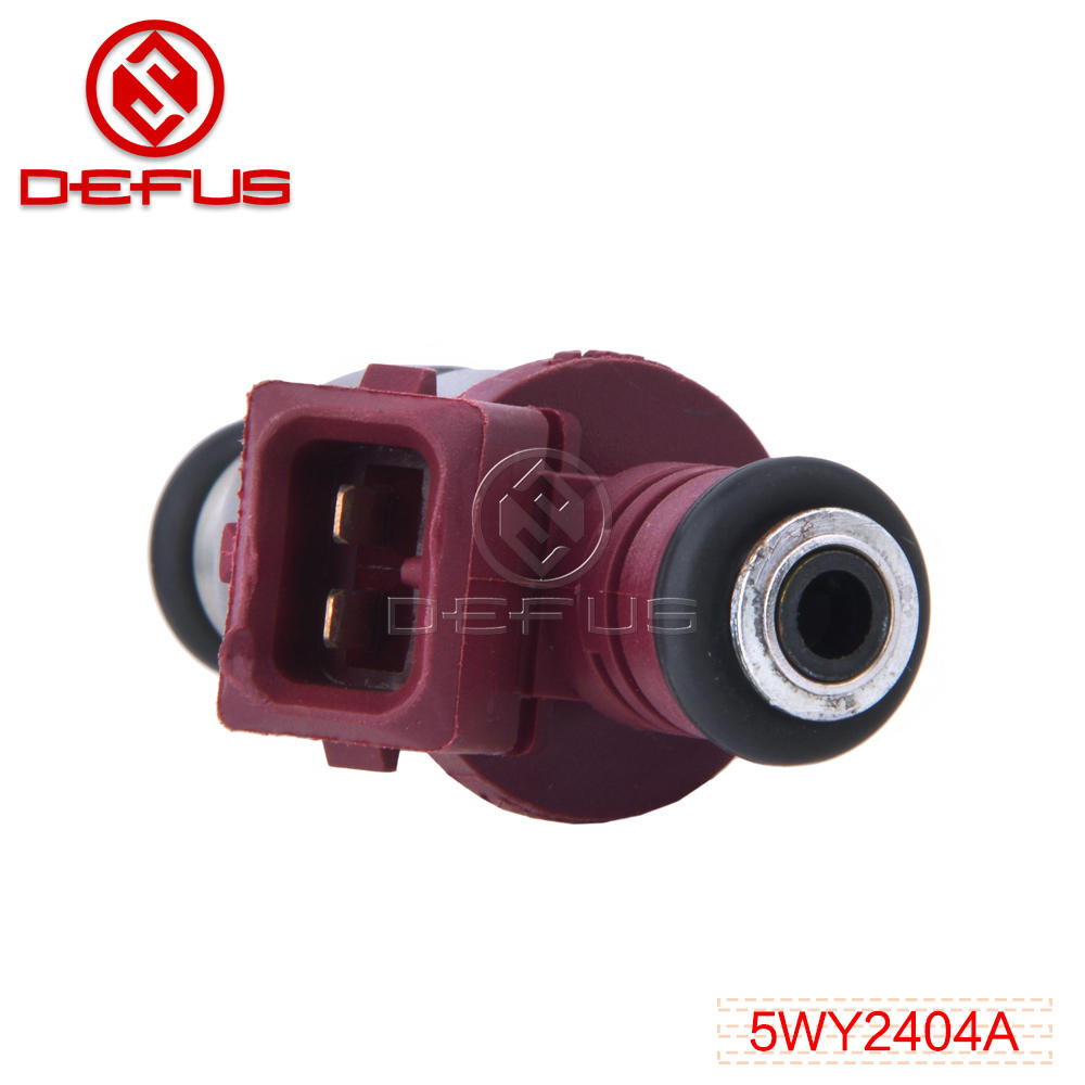 Fuel Injector 5WY2404A MIA11720 For John Deere Gator 825i 3 Cylinder