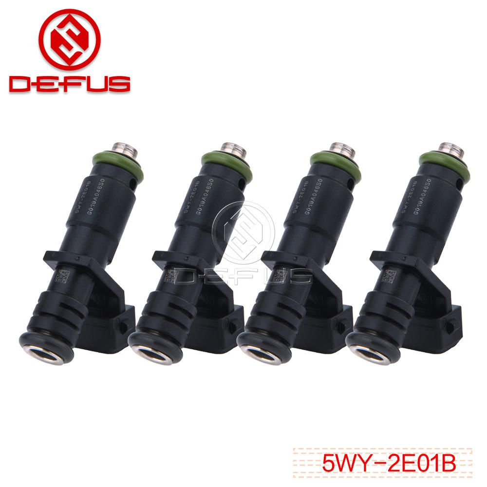 Fuel Injector 5WY-2E01B D147004452 car Automobile Flow Matched