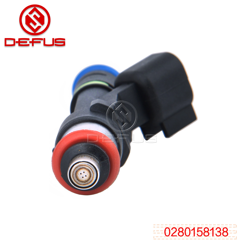 DEFUS-Best New Fuel Injectors Fuel Injectors Oem 0280158138 For Ford-3