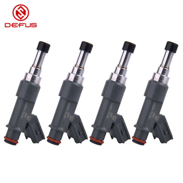 DEFUS-Corolla Injectors Manufacture | Fuel Injector 23250-75100 For-5