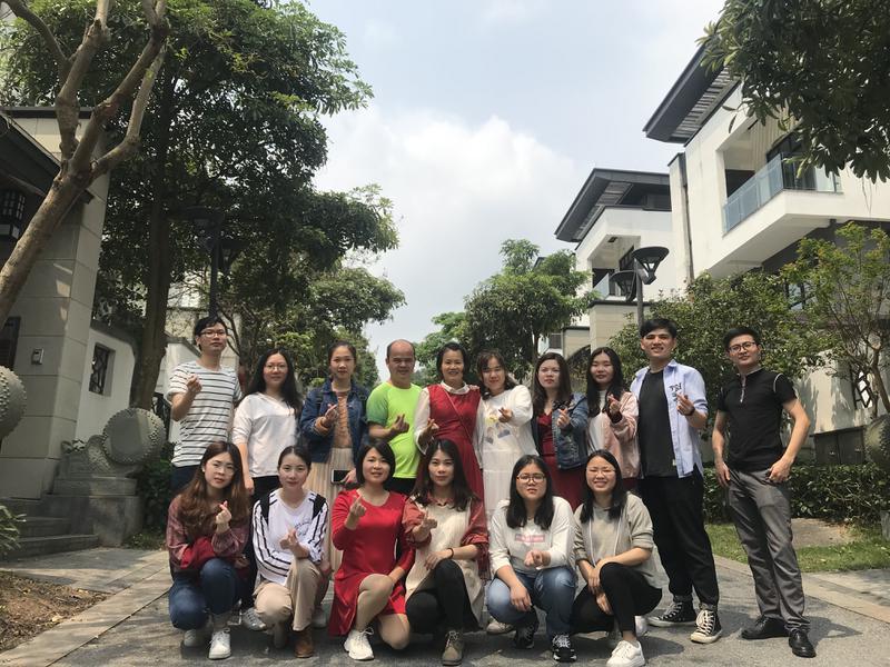 DEFUS-Best Fuel Injectors-group Building Activities Of Guangzhou Super Technology Co-5