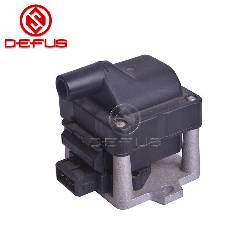 Ignition Coil 6N0905104 For Volkswagen Sedan Golf Jetta Cabriolet 91-09