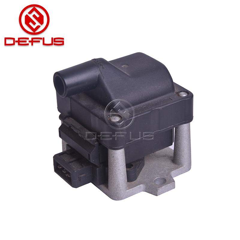 DEFUS-Best Ignition Coil 6n0905104 For Volkswagen Sedan Golf Jetta Cabriolet