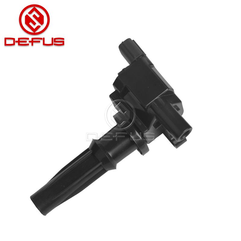 DEFUS-Find 27301-38020 Ignition Coil For Hyundai Santa Fe Sonata Kia Optima 2