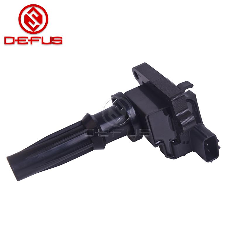 DEFUS-Find 27301-38020 Ignition Coil For Hyundai Santa Fe Sonata Kia Optima 2-1