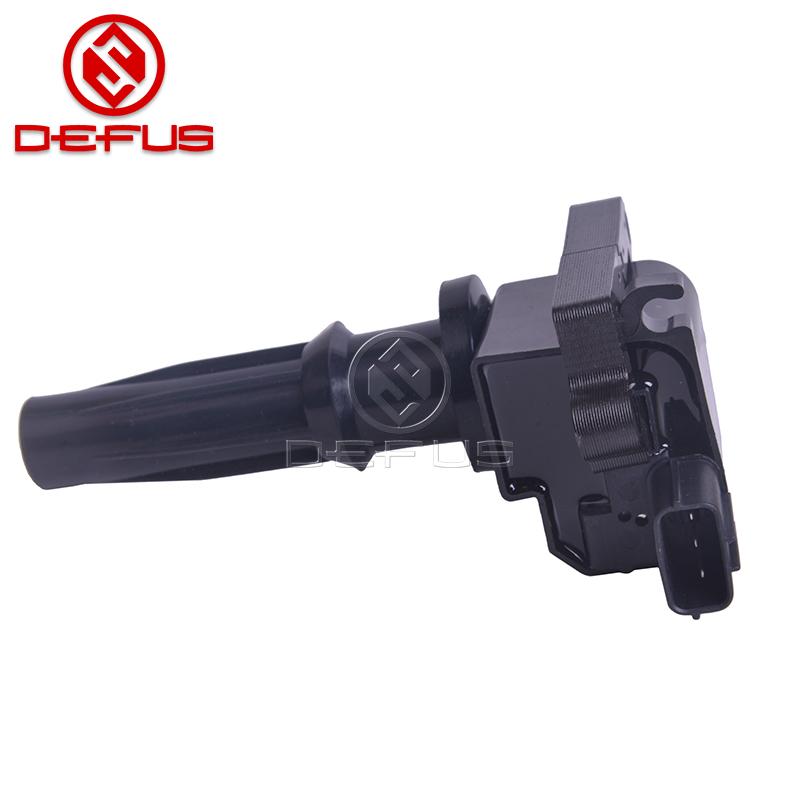 DEFUS-Find 27301-38020 Ignition Coil For Hyundai Santa Fe Sonata Kia Optima 2-2