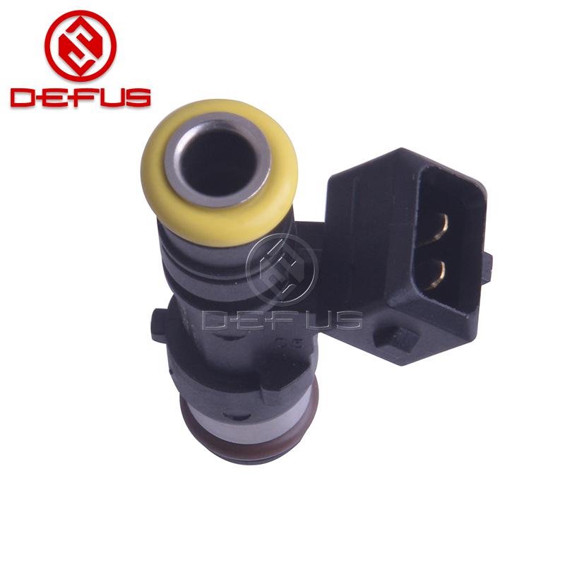 DEFUS-Gasoline Fuel Injector Fuel Injectors 0280158827 160lbhr 1700cc-1