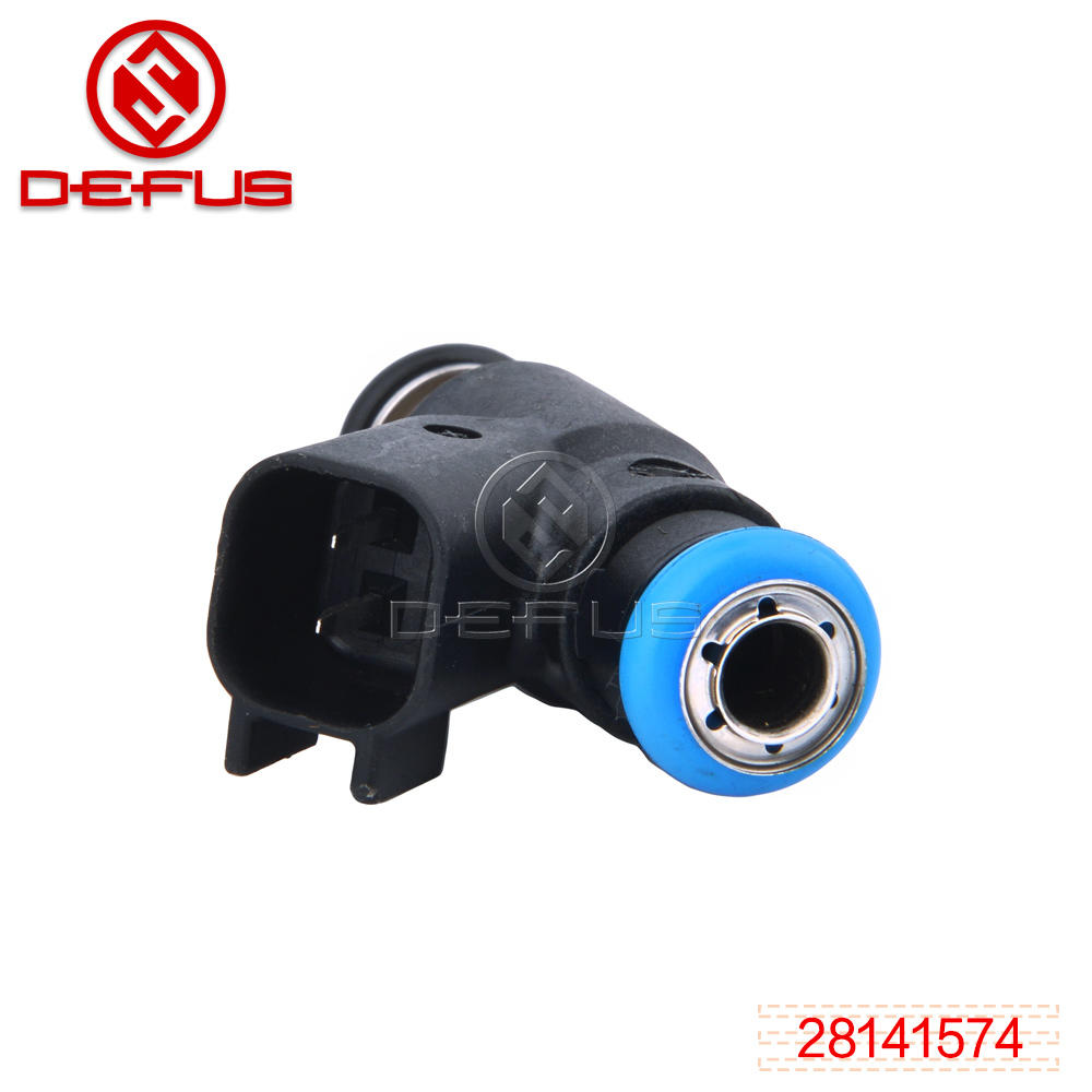 Fuel Injector 28141574 Nozzle 2 Holes Good Atomization