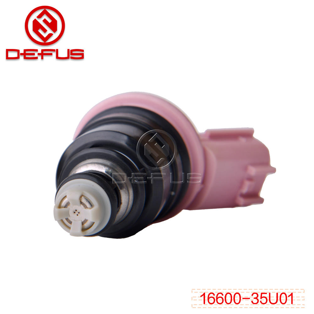 DEFUS low Moq nissan altima fuel injector factory for japan car