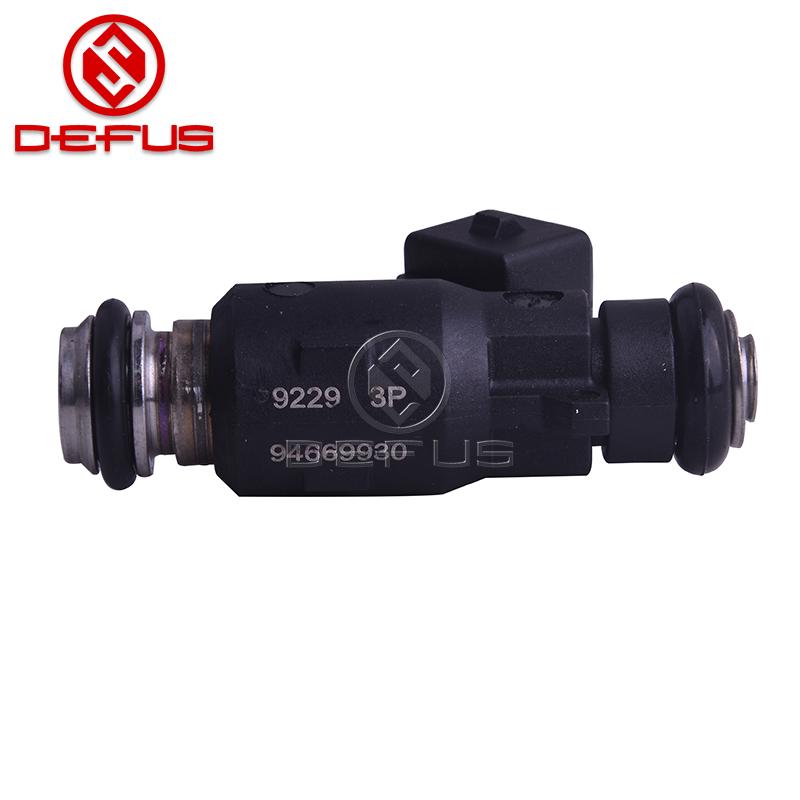 DEFUS-Oem Odm Chevy Fuel Injectors Price List | Defus Fuel Injectors-1