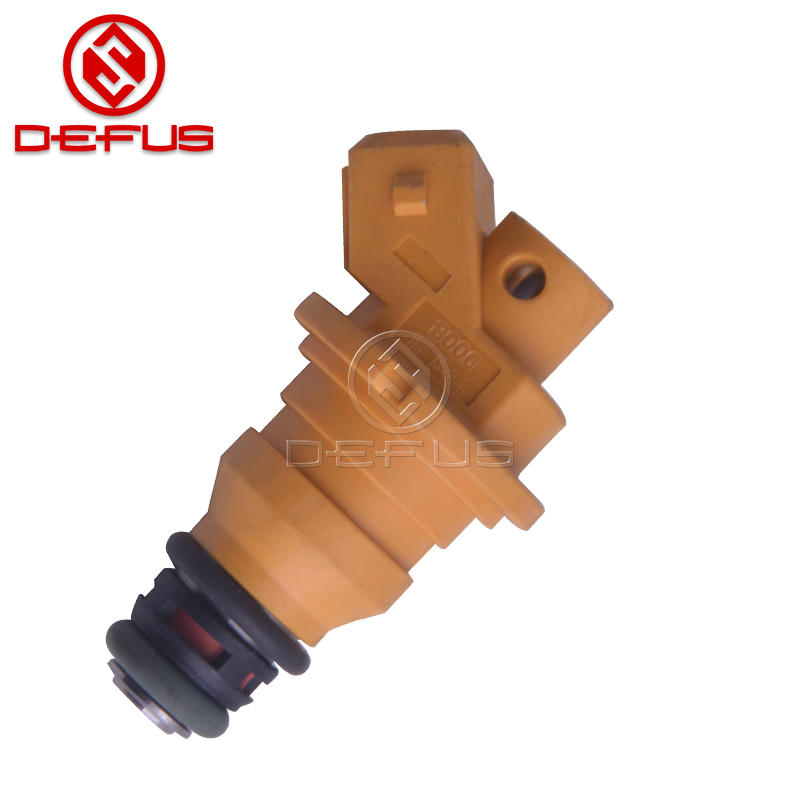 DEFUS reliable oem fuel injectors cng fuel injectors factory for car