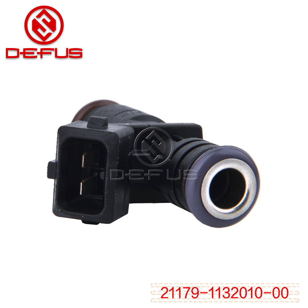 Fuel Injector 4PCS 21179-1132010-00 for Car Accessories Flow Matched