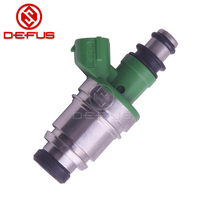 Fuel Injector JS28-7 For 99-05 Suzuki Chevrolet 2.5L V6 Naturally Aspirated Flow Matched