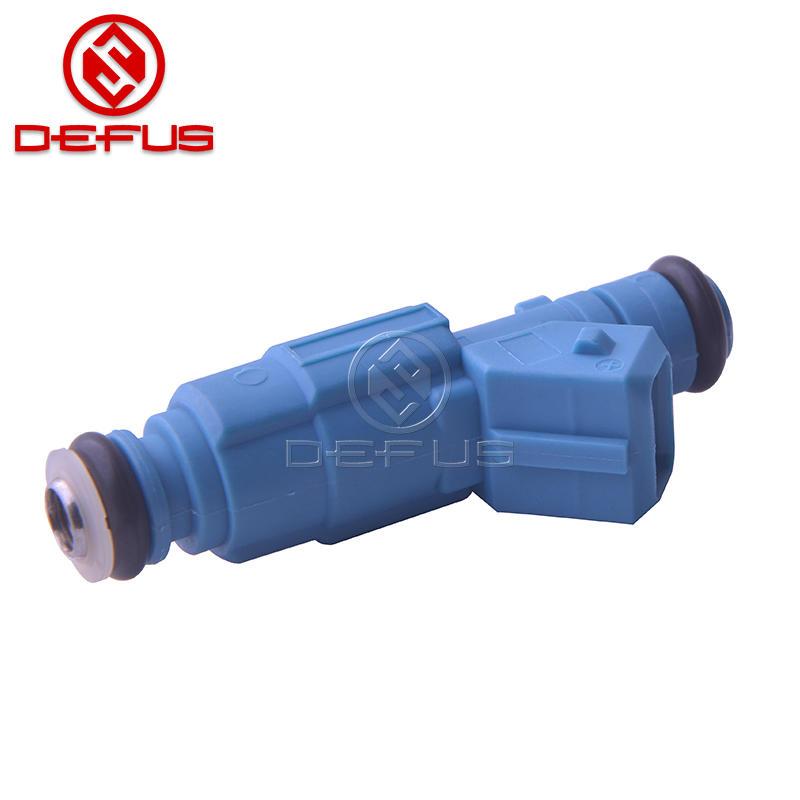 DEFUS Fuel Injector OEM 0280156144 For V-W Gol 1.0 8V 030906031T