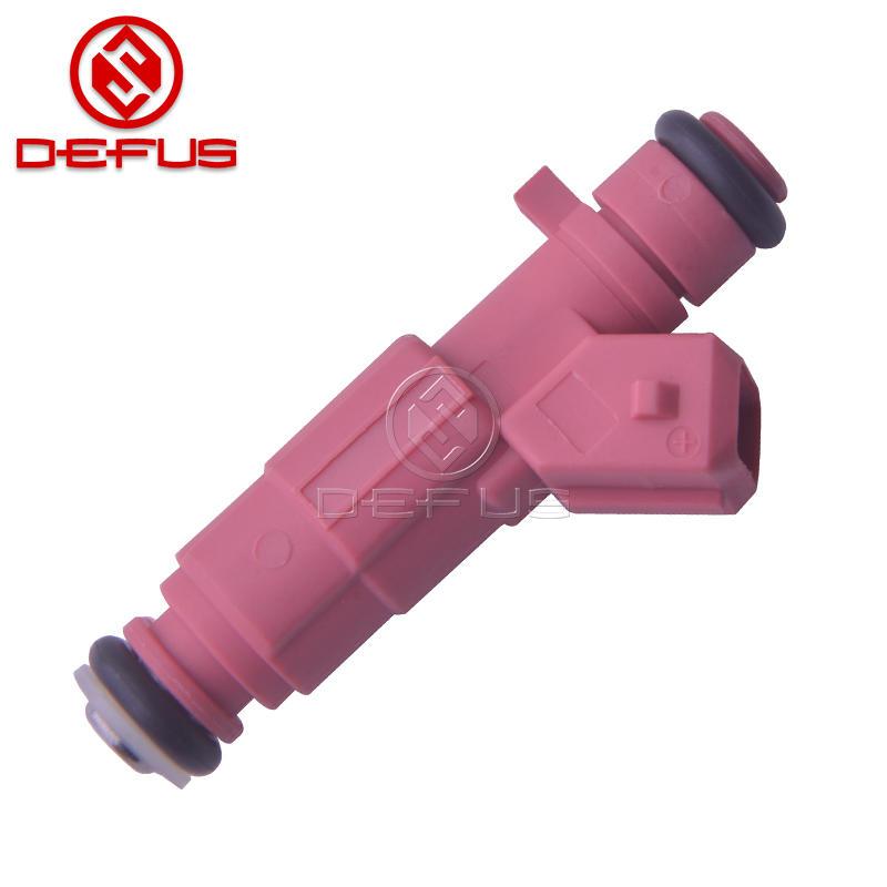 DEFUS Fuel Injector OEM 0280156298 For 05-08 Chevrolet Celta Corsa 1.0L 8V