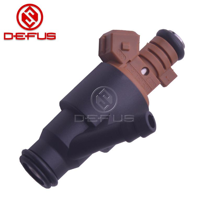 DEFUS Fuel Injectors OEM 0280150501 For BMW 318 318is 318ti Z3 1.8 1.9L