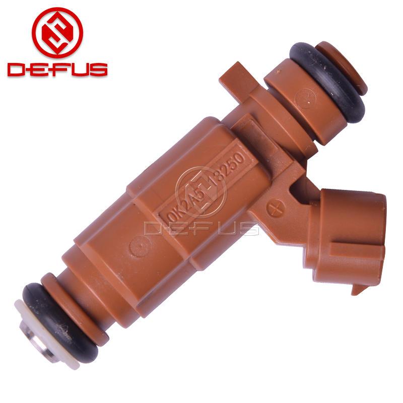 Fuel Injector 0K2A513250 For Kia Shuma Sephia Sedan 1.8L