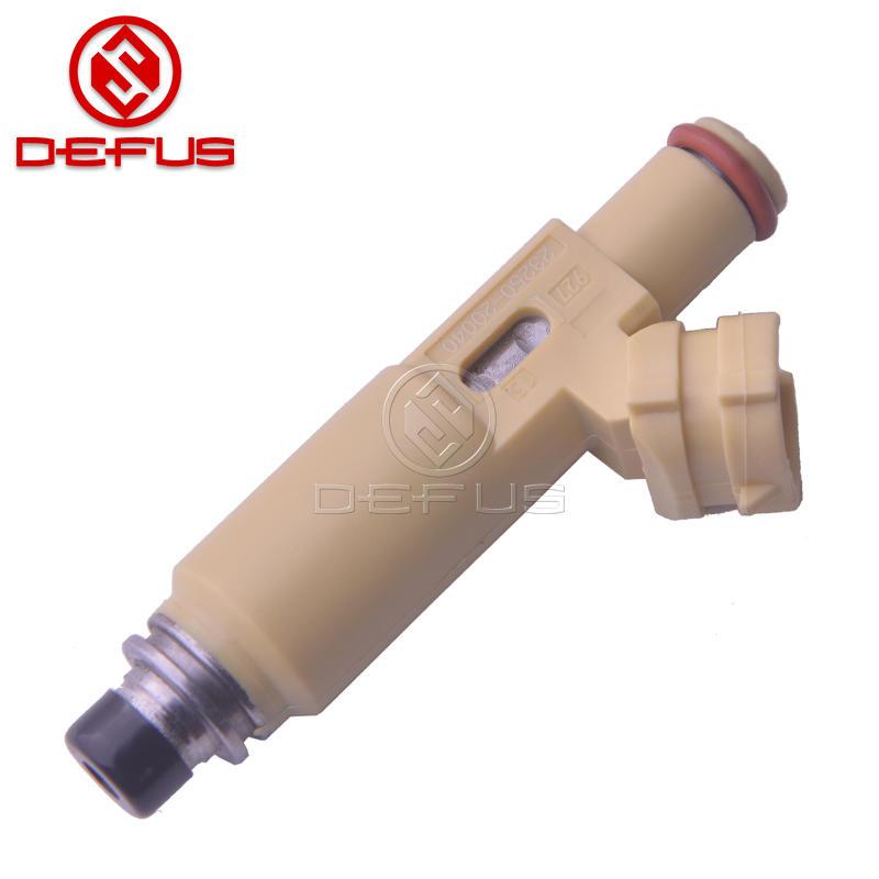 Fuel Injector 23250-20030 for Toyota Highlander Solara Sienna Lexus ES330 3.3