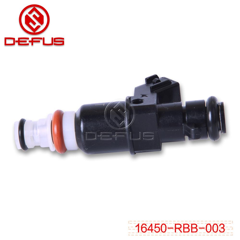 4 X Fuel Injector 16450RBB003 16450RAAA01 Fit 2006-2011 HONDA CR-V