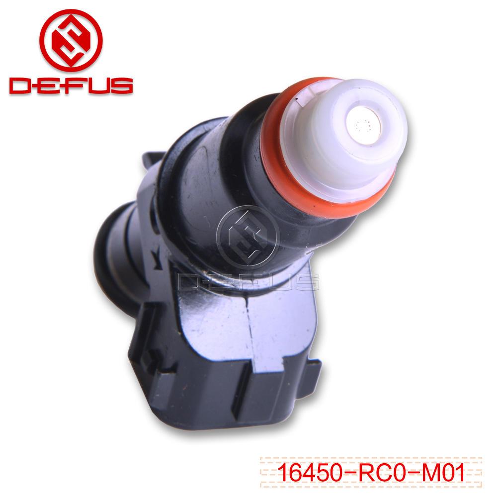 DEFUS Fuel Injector OEM 16450-RC0-M01 16450RC0M01 For 2010 Honda Civic