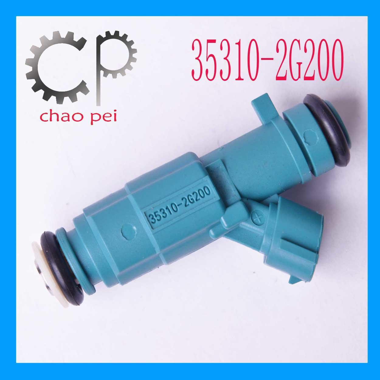 Fuel Injector 35310-2G200 For 2010-2014 Hyundai Kia 2.4 4 Cyl
