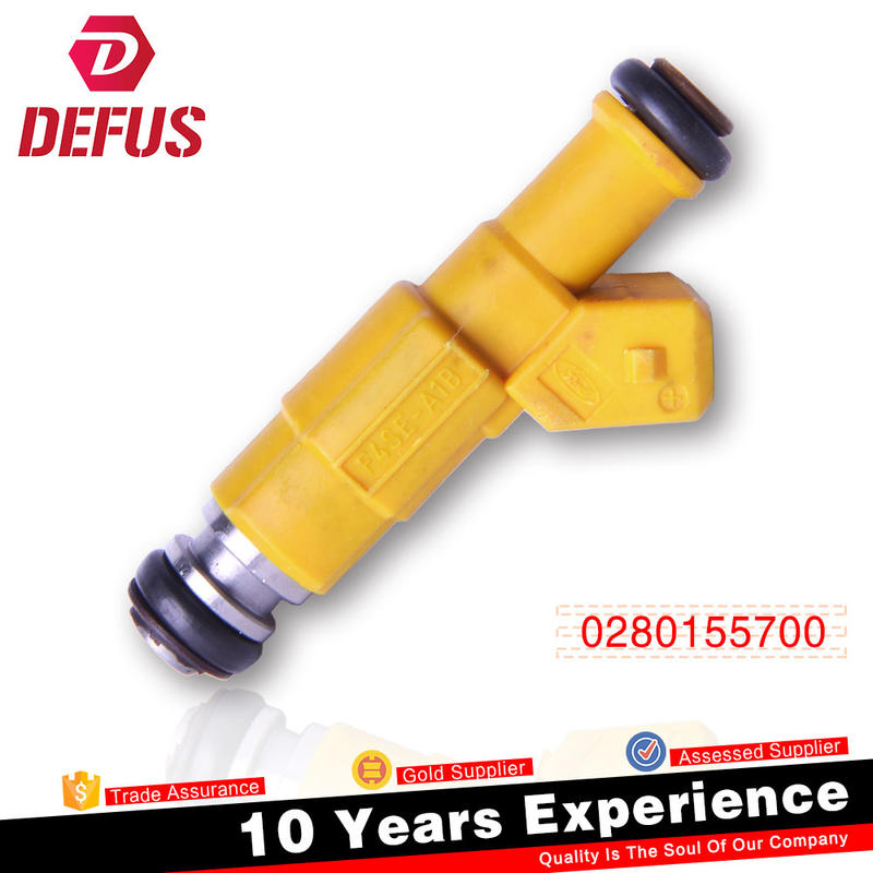 Fuel Injectors 4Hole OEM 0280155710 For 87-98 Jeep 4.0L