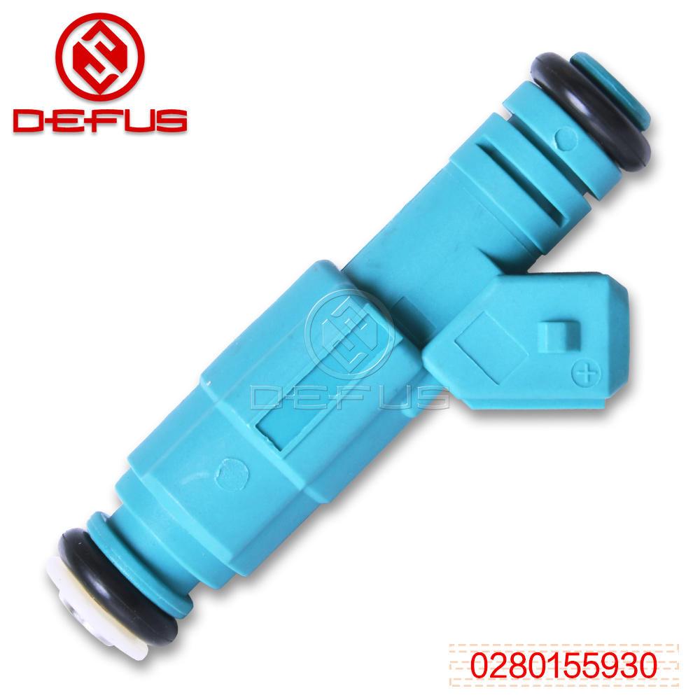 0280155930 Fuel Injector nozzle For CHEVROLET ZAFIRA F75 ASTRA 2.0 Aveo