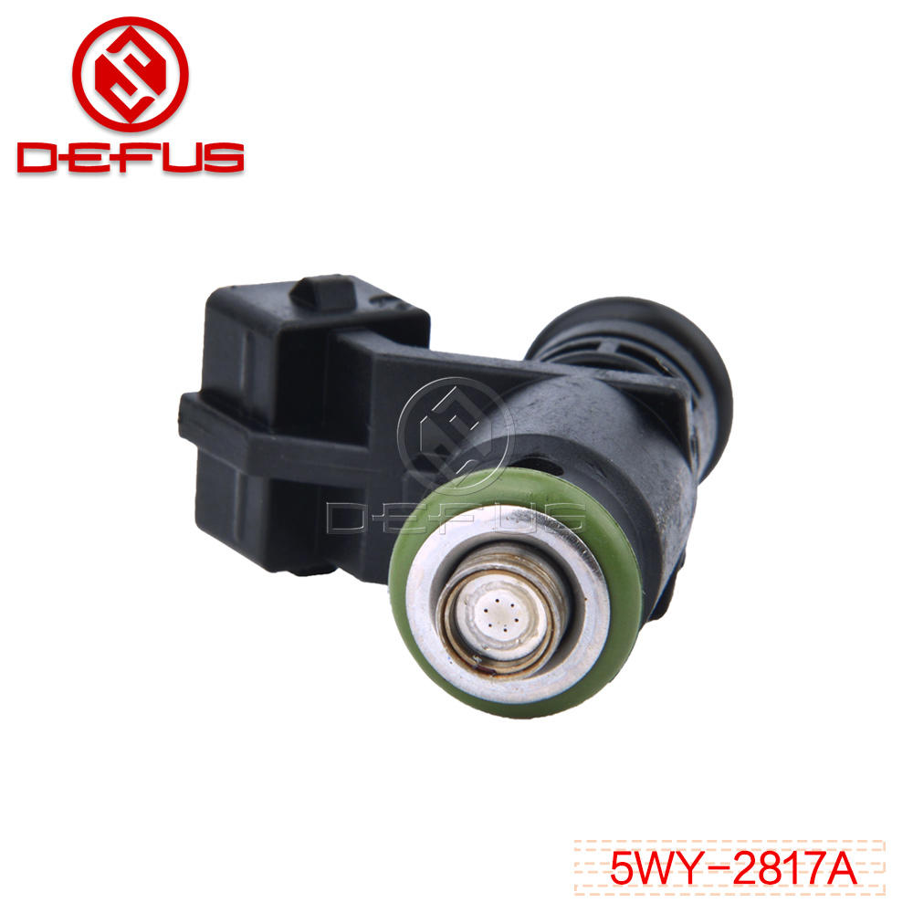 5WY-2817A 9301N07824 Fuel Injector For Pegeot 405 KIA 5WY-2817A