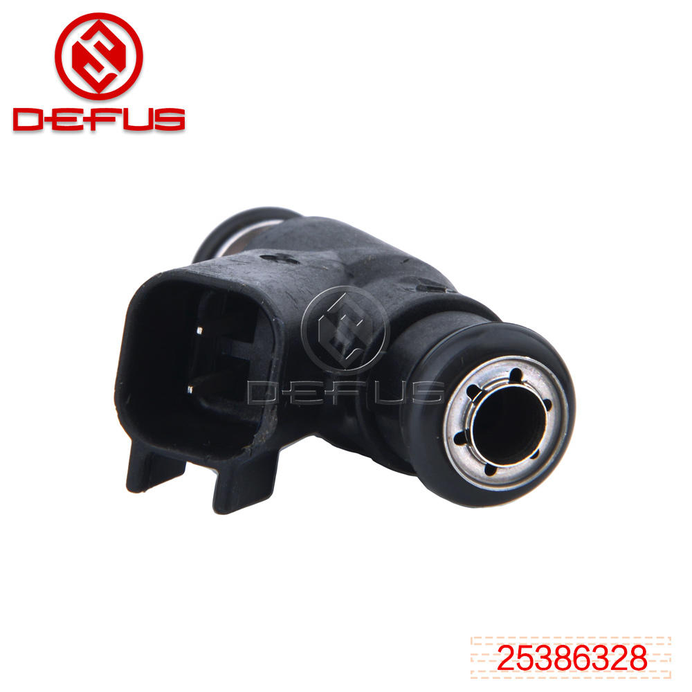 OEM 25386328 Fuel Injector Nozzle For Flow Matched