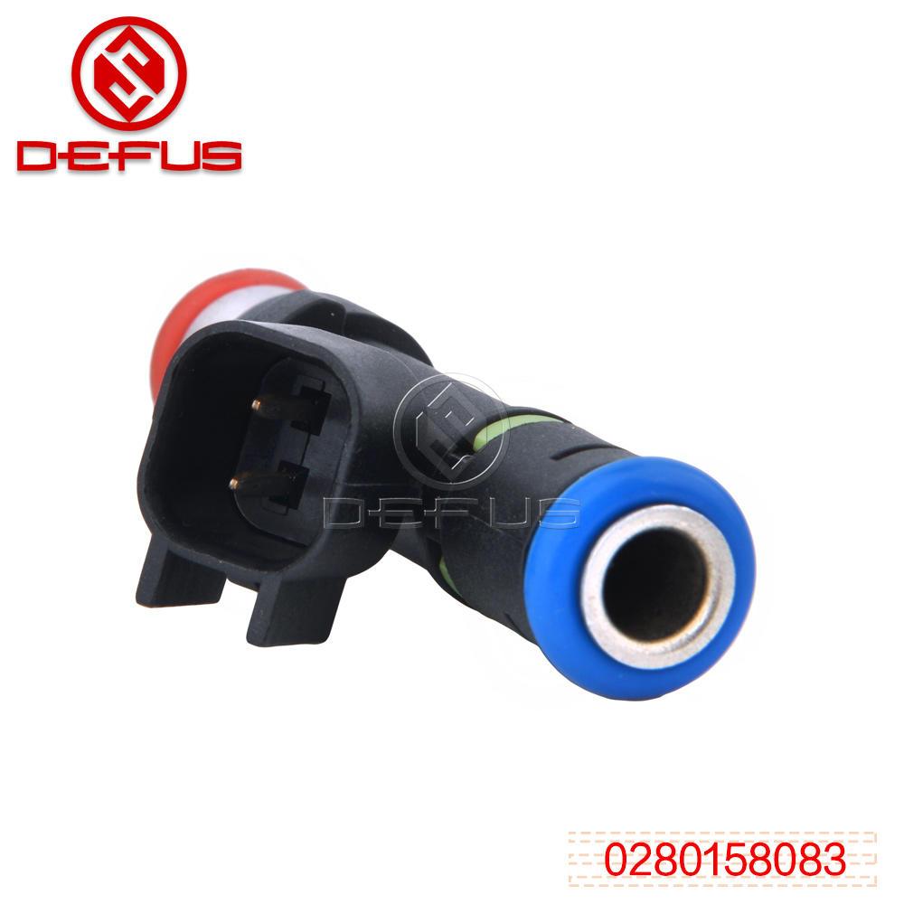 Fuel Injectors 0280158083 12577869 Cadillac DTS XLR STS SRX Buick 4.6L