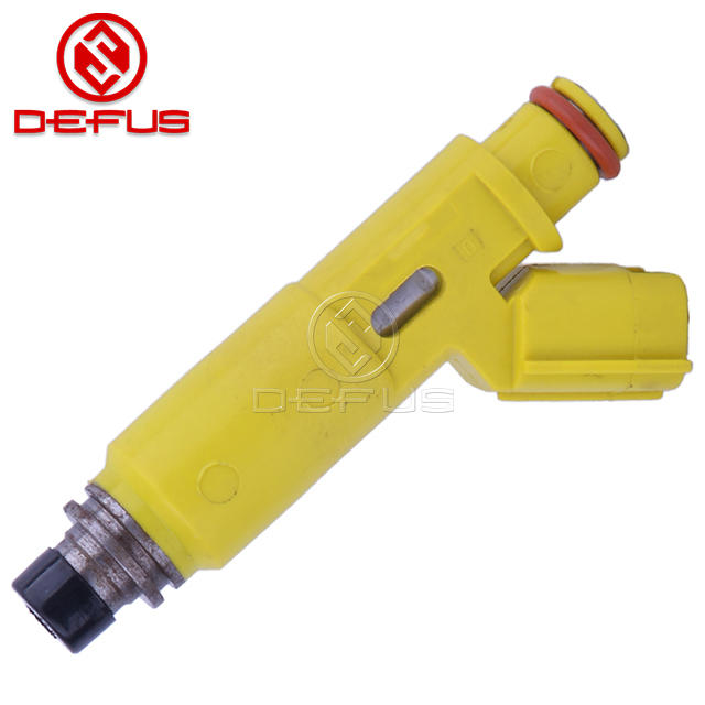 DEFUS Fuel Injector OEM 23250-28050 For 2001-2003 Toyota RAV4 2.0