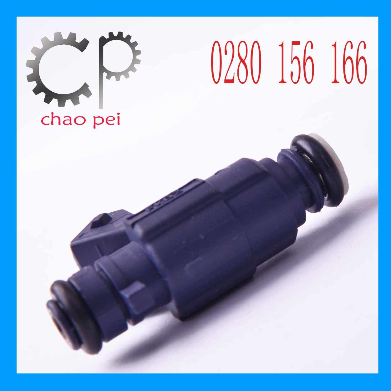 0280156166 Fuel Injector For BYD F3 1.6L