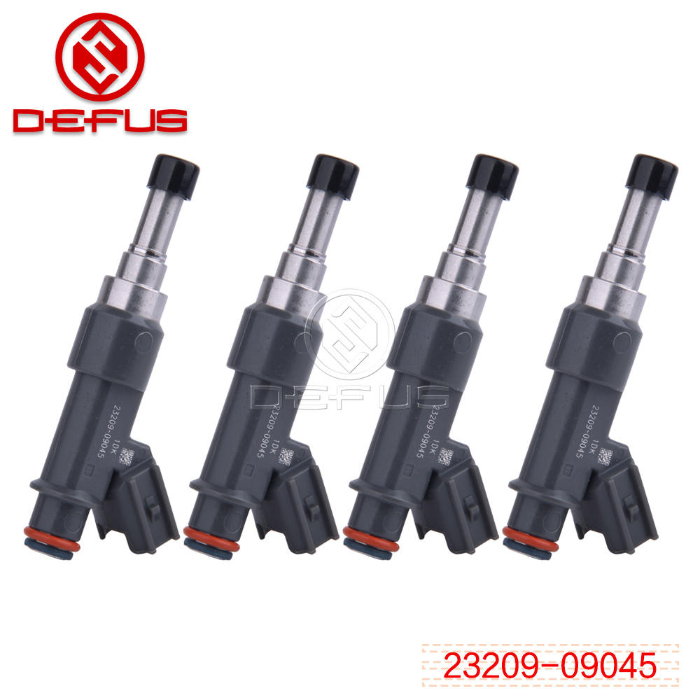 Fuel Injector 23250-09045 23209-09045 For Toyota 4 Runner Tacoma 2TR 2.7L V4 2005-2013