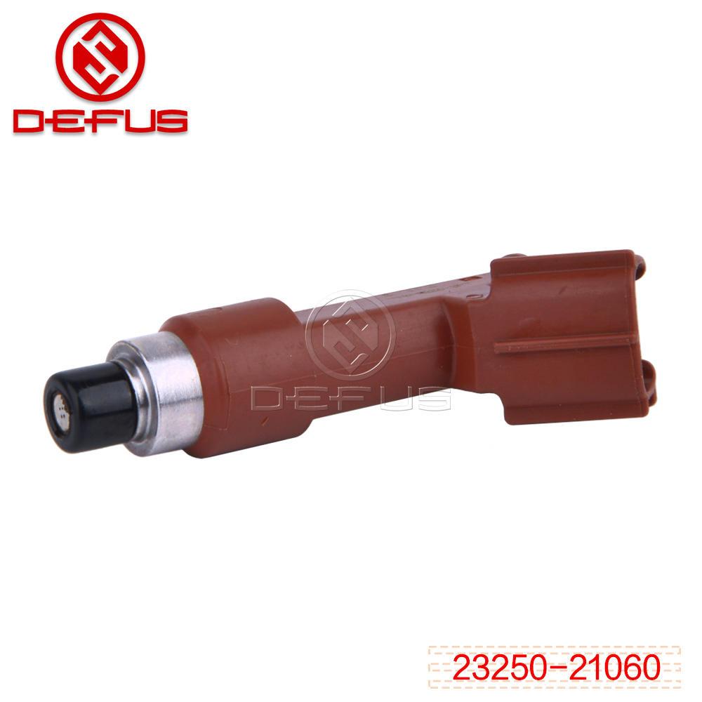 Fuel Injectors 23250-21060 For Toyota Yaris NCP90 NCP92 2NZFE 2005-2013