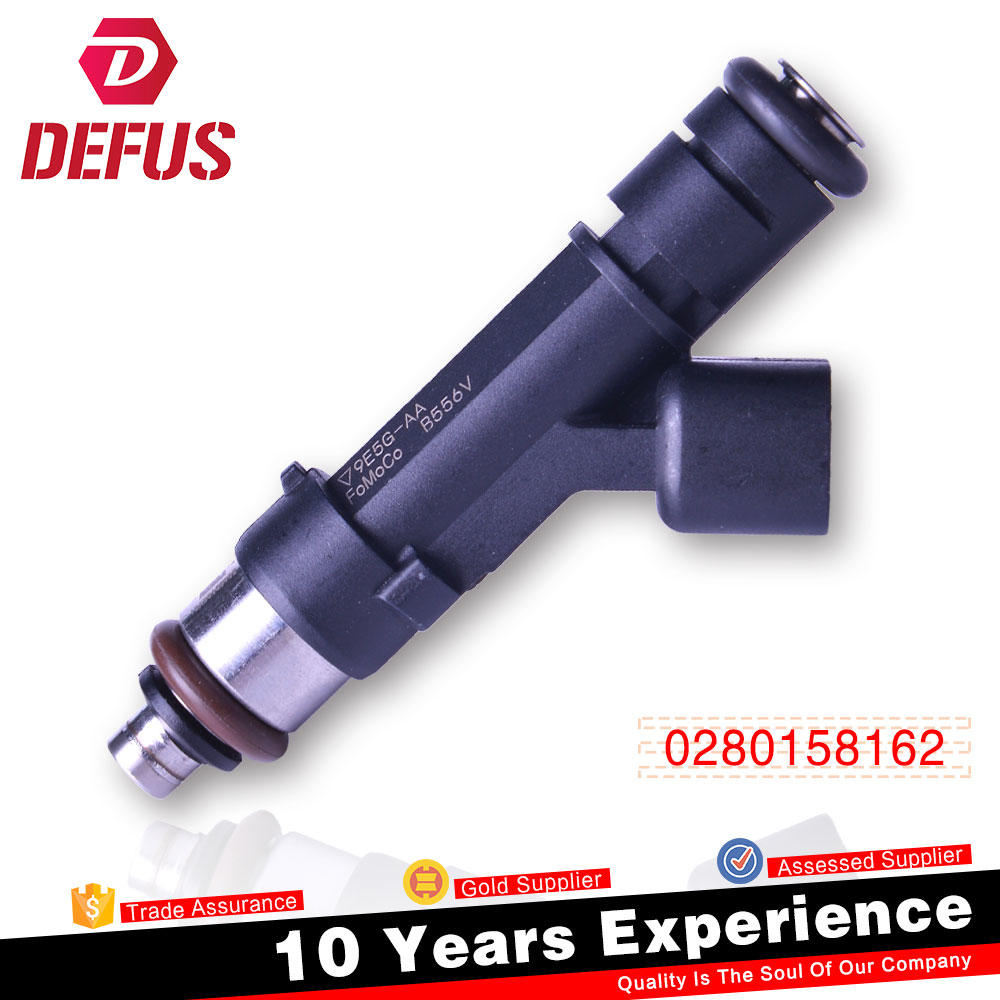 DEFUS Fuel injector OEM 0280158162 For 09-13 Ford/Mazda/Mercury/Lincoln 2.5L
