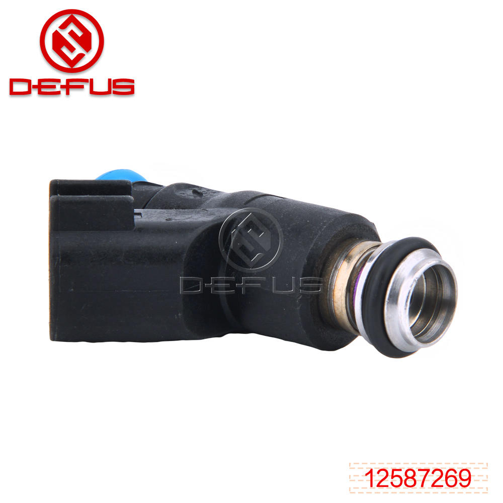 Hot Selling petrol Fuel Injector Nozzle 12587269 For Suburban 1500 Yukon XL 1500/2500 6.0L