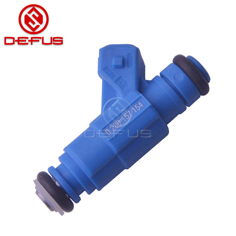 DEFUS 0280157154 fuel injector for palio 1.4L