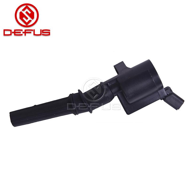 car Ignition Coil F7TZ-12029-AB for Ford F-150 F-250 F-350 F-450 F-550 Econoline Excursion 4.6L 5.4L 6.8L