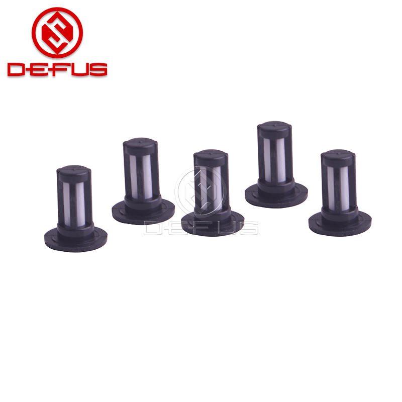 fuel injector accessories fuel filter repair kit plastic mircofilter o-ring universal size