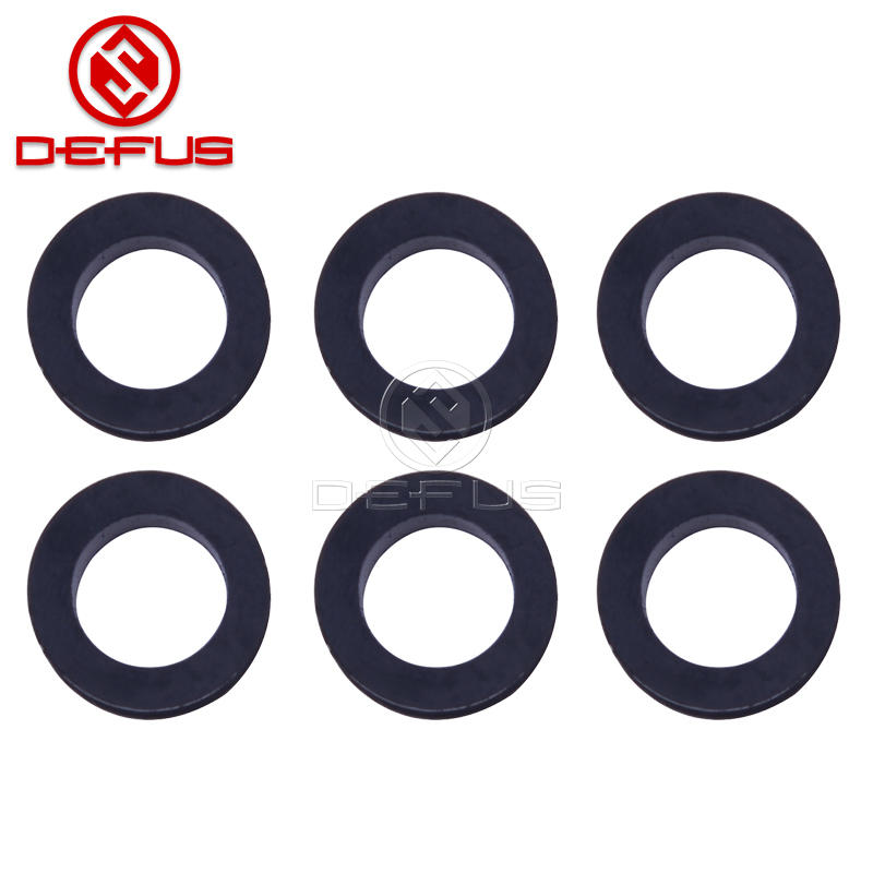 New in stock plastic o-ring fuel injector parts fuel filter repair kit microfilters