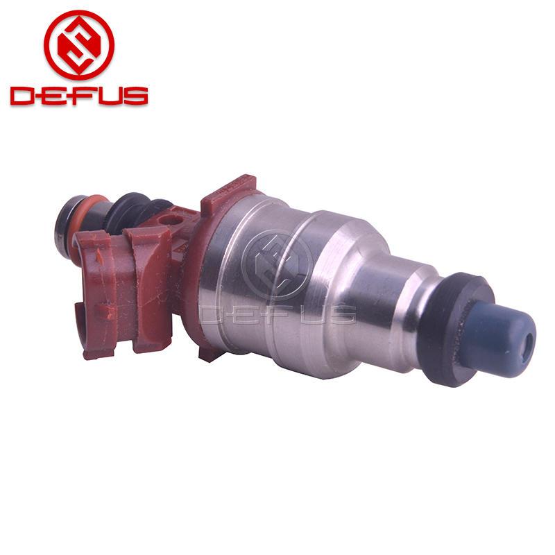 OEM Fuel Injectors  195500-2120 fits for 1989-1996 Mazda 323 1.3L 1.6L