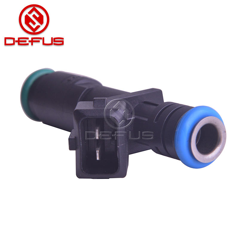 DEFUS fuel injector nozzle for Chevrolet AVEO 1.4 OEM 25194429